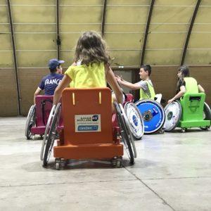 #sensibilisation #sportfauteuil #regionAURA #aura #handicap